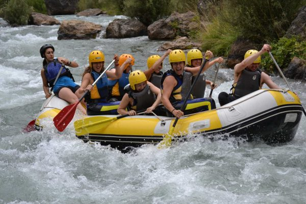 Spainventure White Water Rafting Adventure Tourism