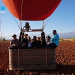 spainventure-hot-air-balloon-flight-at-guadix-50th-birthday-andalucian-american-landing-in-a-field-fuengirola