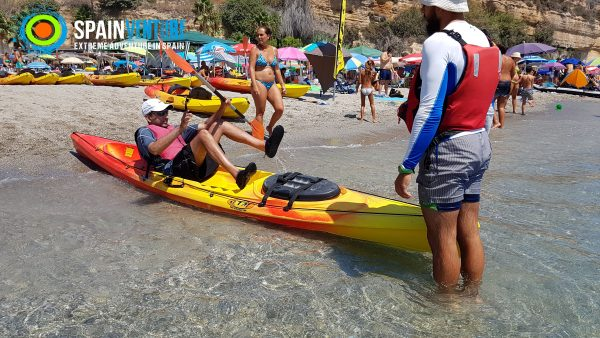 spainventure-kayaking-at-mediterranean-sea-50th-birthday-in-a-single-kayak-fuengirola