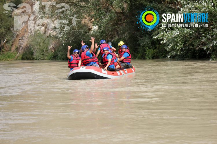 spainventure-rafting-at-genil-river-50th-birthday-caballito-after-rapids-fuengirola